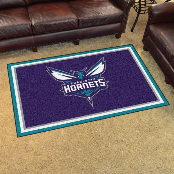 c23b11bc0 FANMATS NBA Charlotte Hornets Doormat