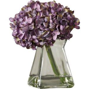 Hydrangeas in Vase (Set of 3)