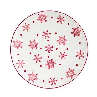 Winterfest Round Platter