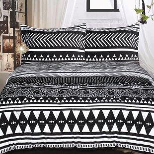 Stenya Tribal Reversible Comforter Set