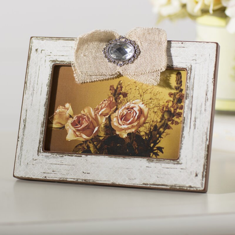 Cottage Garden Best Things Memories Made Grey Distressed Locket Easel Back Picture Frame