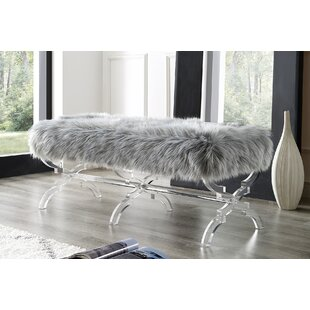 Sagamore Upholstered Bench by Rosdorf Park Top Reviews