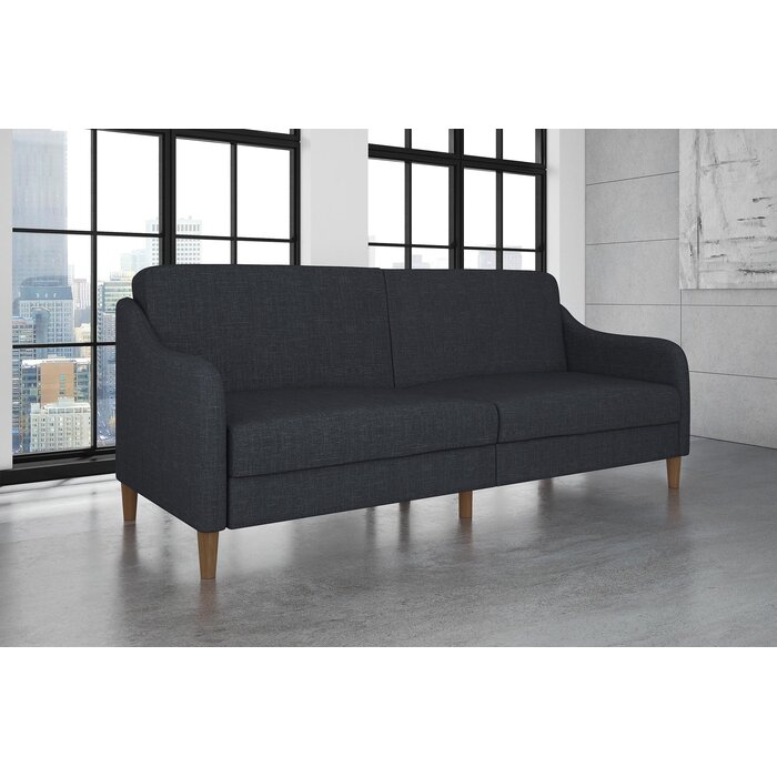 rachel seater pin clic clac reviews sleeper wayfair ave sofa riley bed co