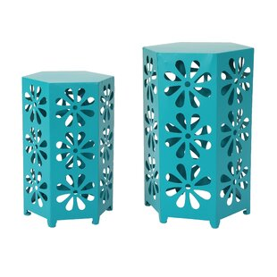 Molnar 2 Piece End Table Set