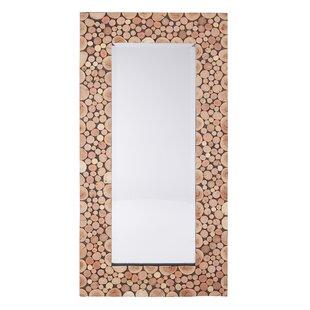 OSP Designs Grove Wooden Wall Mirror