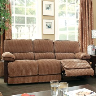 Check Prices Denitze Reclining Sofa by Hokku Designs Reviews (2019) & Buyer's Guide