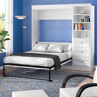 Acevedo FullDouble Murphy Bed