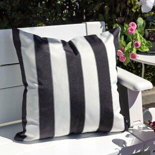 Stripe Outdoor Throw Pillow