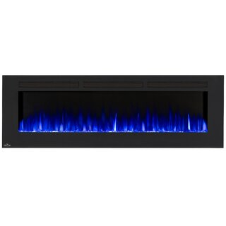 Allure Recessed Wall Mounted Electric Fireplace by Napoleon SKU:CE757020 Order