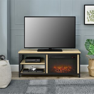 Navarro TV Stand For TVs Up To 55 With Fireplace