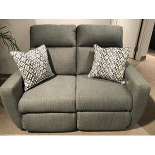 Compare prices Knockout Reclining Loveseat by Southern Motion Reviews (2019) & Buyer's Guide