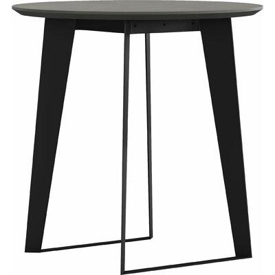 Salaam Round 36 Inch Table by Orren Ellis New Design