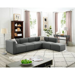 Kirkland Modular Sectional with Ottoman