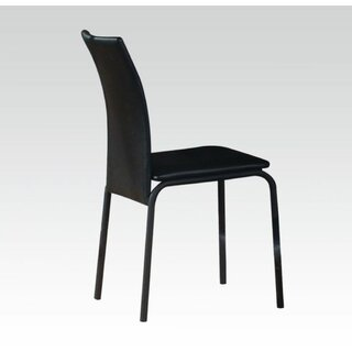 Dining Chair, Black by Ebern Designs SKU:CE825081 Shop