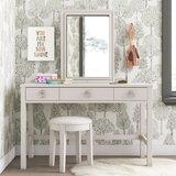 Milland Vanity Set with Mirror by Mack & Milo™