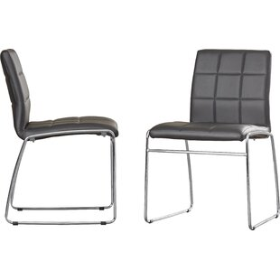 Rockaway Nick Side Upholstered Dining Chair (Set of 2)