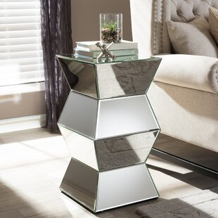 Baxton Studio Sakina End Table