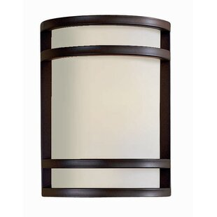 Low priced Janicki 1-Light Outdoor Flush Mount By Latitude Run