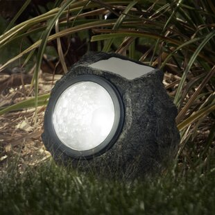 Solar Powered LED Spot Light Pack (Set of 4)