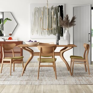 Lillard 5 Piece Dining Set Mercury Row