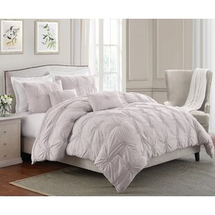 Tierra Luxurious Comforter Set by Rosdorf Park