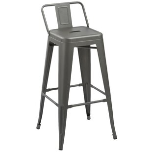Isamar 30 Bar Stool (Set of 4) by Williston Forge
