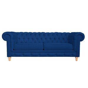 Cleveland Tufted Chesterfield Sofa by Poshbin