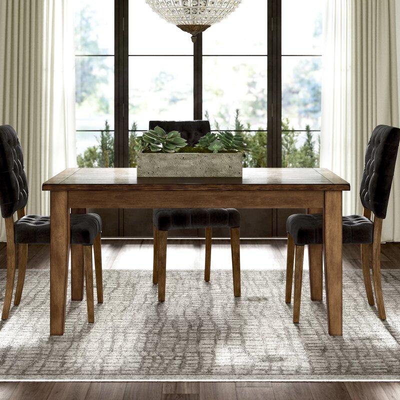 Birch Lane Mandujano Dining Table Reviews Wayfair
