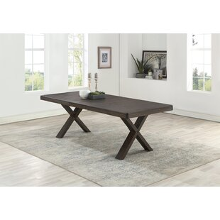 Cho Extendable Dining Table Gracie Oaks