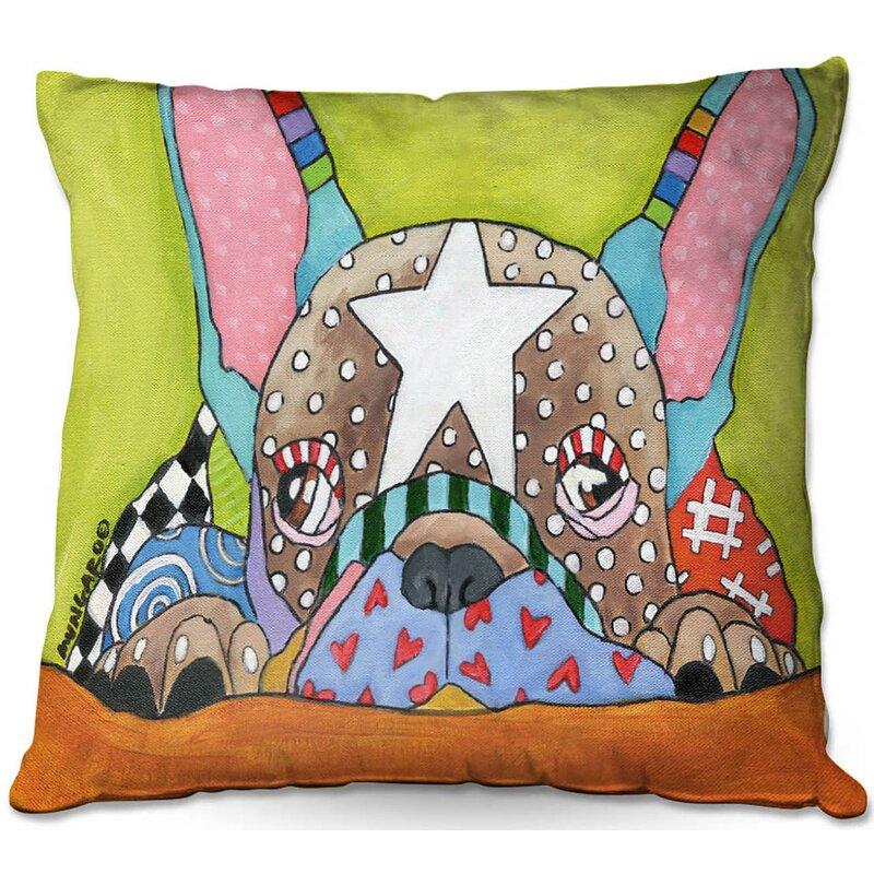 Polyesterpillow Case Canapé Taille Animal Head Throw Cushion Cover Home Decor 18