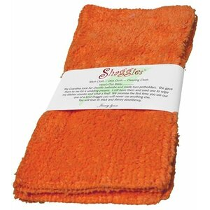 Shaggie Chenille Washcloth (Set of 2)