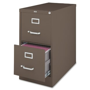 Fortress 26.5 2-Drawer Letter Vertical File