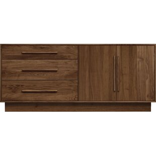 Online Reviews Moduluxe 3 Drawer Combo Dresser by Copeland Furniture