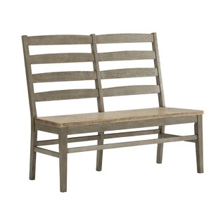 Cates Wood Bench by One Allium Way