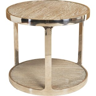 Compare & Buy Mill End Table by Interlude