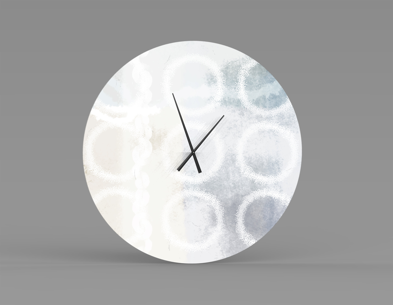 East Urban Home Morehouse Wall Clock Wayfair