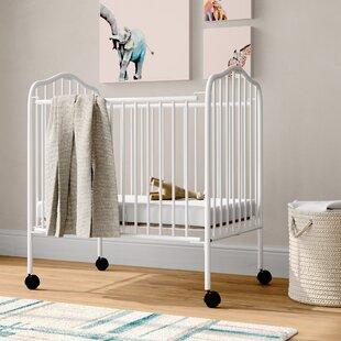 Compare prices Ahmetli Portable Folding Crib with Mattress ByMack & Milo