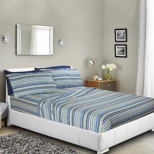Brunelle Printed Bed Sheet Set