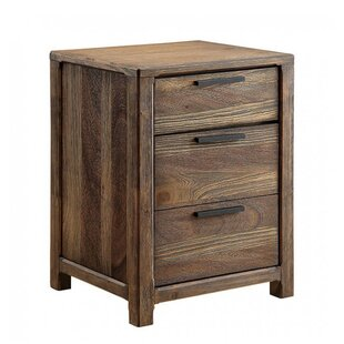 Devia 2 Drawer Nightstand