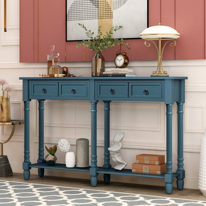 Breakwater Bay Kyzer 58 Console Table Wayfair