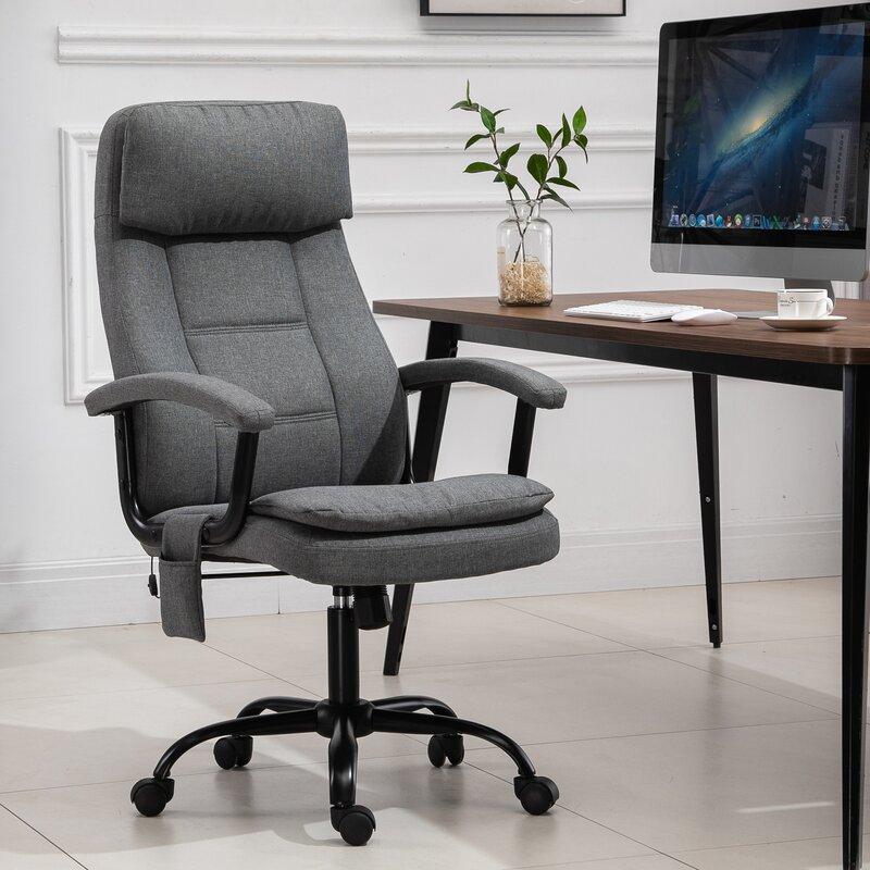 Inbox Zero Executive Chair Wayfair