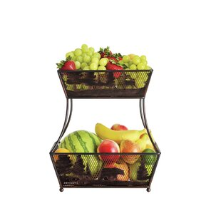 Flatback Fruit Basket
