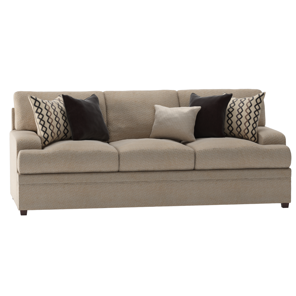 73 Of 73. Simmons Upholstery Palmetto Sofa
