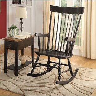 Medrano Rocking Chair by August Grove