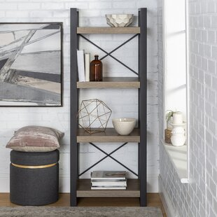 Rossman Etagere Bookcase by Ivy Bronx
