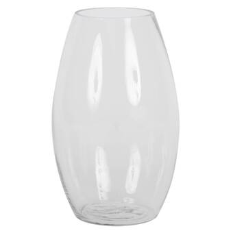 Orren Ellis Fiorelli European Mouth Blown Lead Free Crystal Jet Table Vase Wayfair