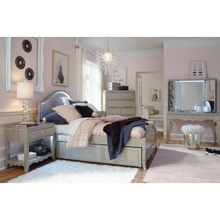 Price Check Burchfield Panel Bedroom Set By House of Hampton