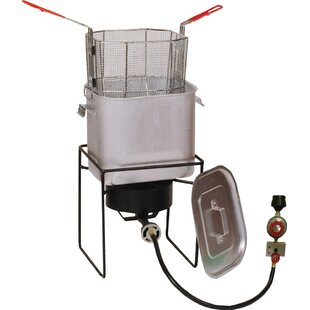 Fry Bucket Turkey and Fish Fryer Outdoor Cooker Package