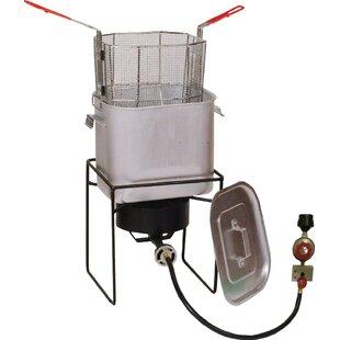 Fry Bucket Turkey And Fish Fryer Outdoor Cooker Package by King Kooker 2019 Online