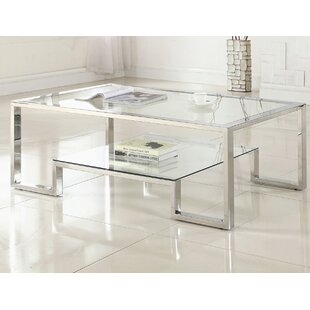 Mcauley Contemporary Coffee Table